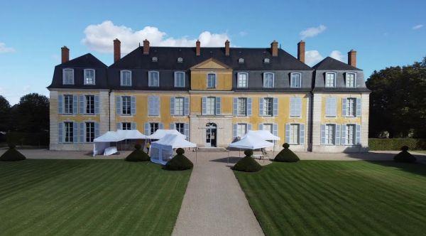 Mariage au Château de Dommerville