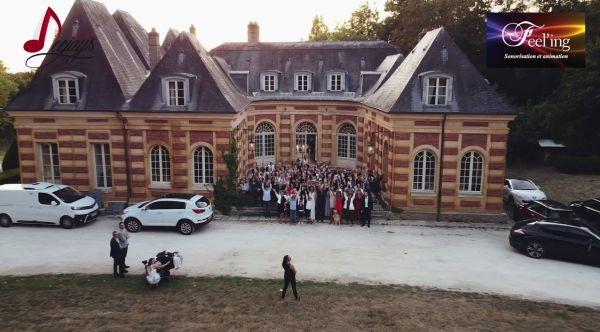 Mariage au Château de Grisy Suisnes
