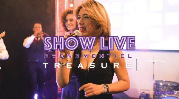Orchestre Mariage Paris - Treasure - SHOWLIVE événementiel