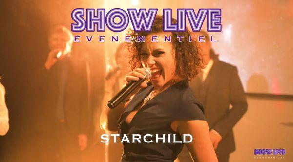 Orchestre Mariage Paris - Starchild - SHOWLIVE événementiel