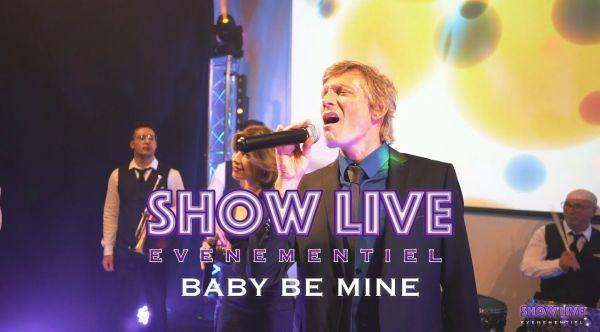 Orchestre Mariage Paris - Baby Be Mine - SHOWLIVE