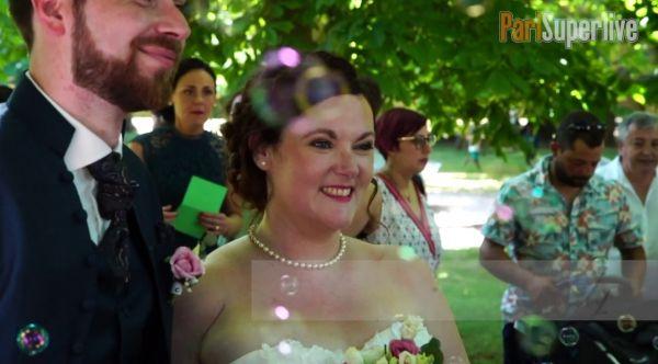 PariSuperLive pour le Mariage Gwladys et Fredy