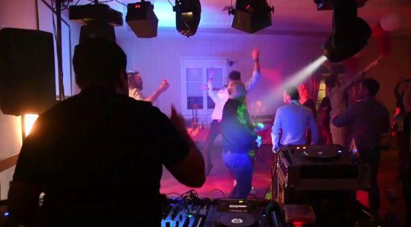 DJ damien event