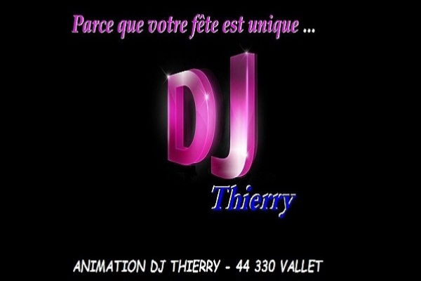 Animation DJ Thierry