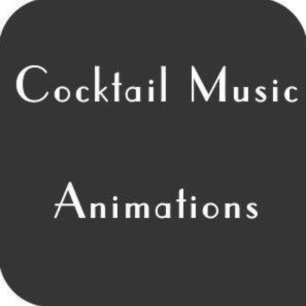 Cocktail Music Animations