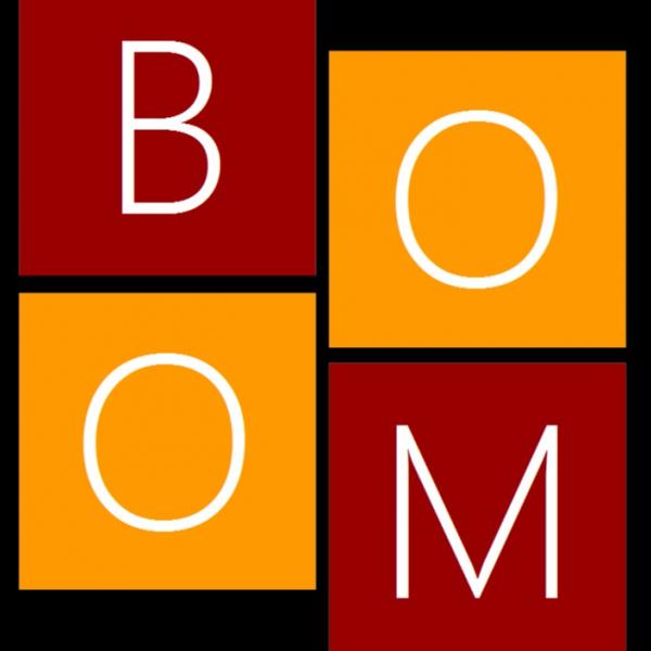 DJ Boom Animation
