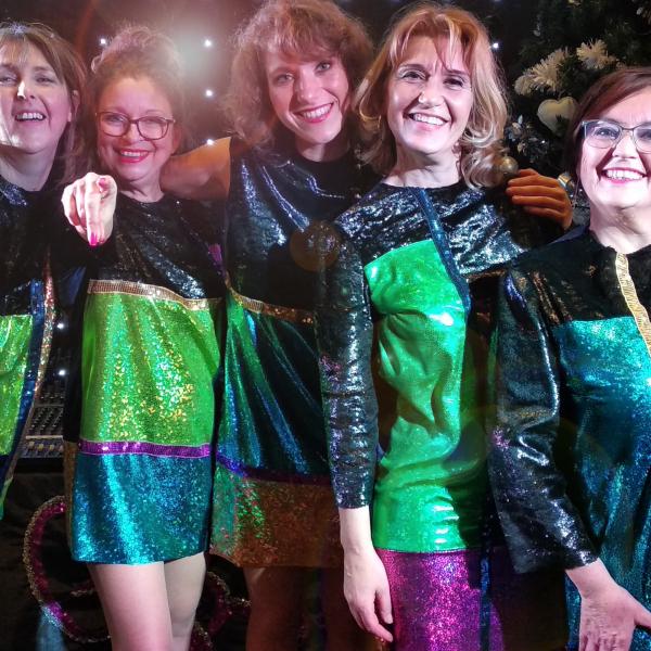 Les Gosses Belles, Groupe Vocal